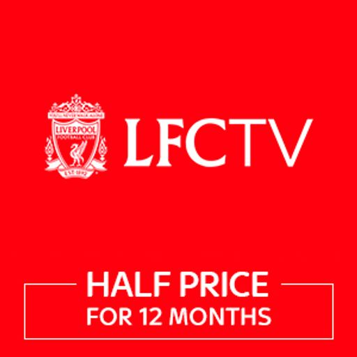 Get LFCTV half price