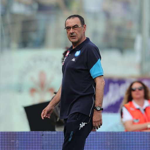Sarri appointed Chelsea boss