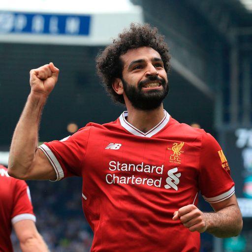 What Salah needs to win Golden Shoe