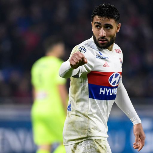 Where would Fekir fit at Liverpool?