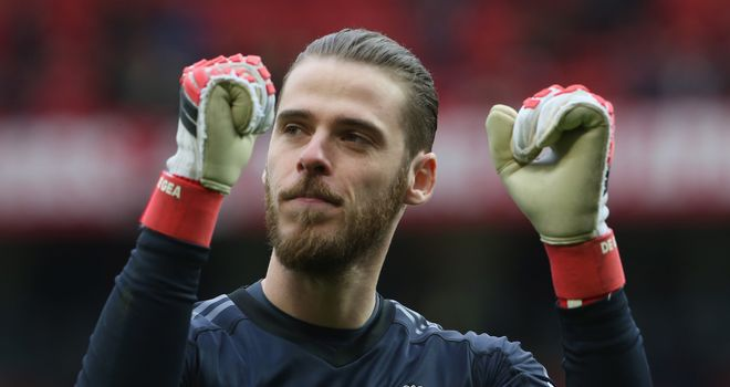 David de Gea breaks silence on contract stalemate