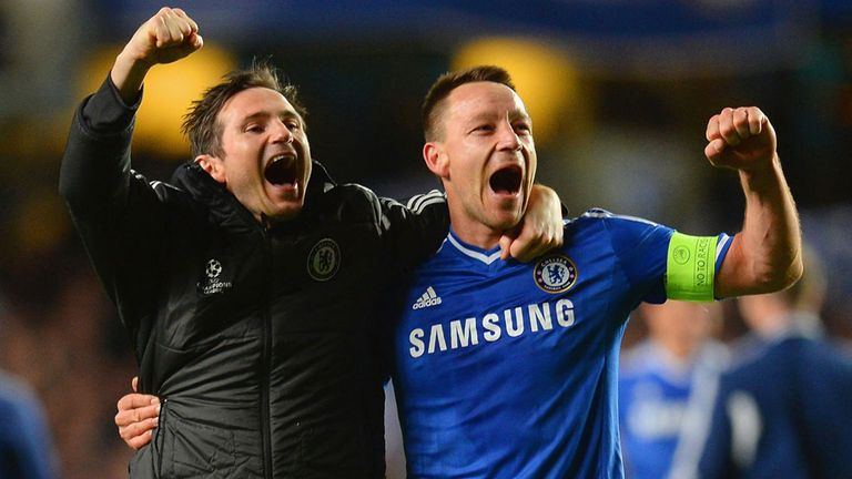 The futures of Frank Lampard and John Terry could have been very different