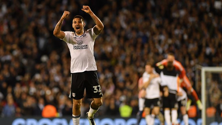 Aleksandar Mitrovic has joined Fulham on a permanent deal from Newcastle