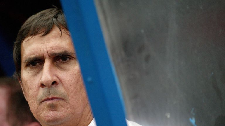 Alexandre Guimaraes managed Costa Rica at two World Cups