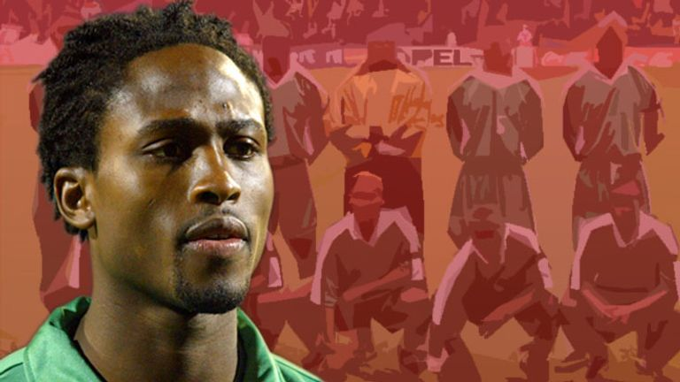 Former Nigeria international Celestine Babayaro on the Super Eagles