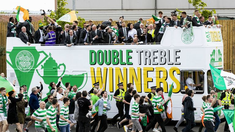 Can Celtic continue their dominance of Scottish football?