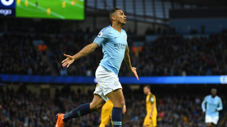 Danilo has been offered in a part-exchange deal to Juventus for Canelo