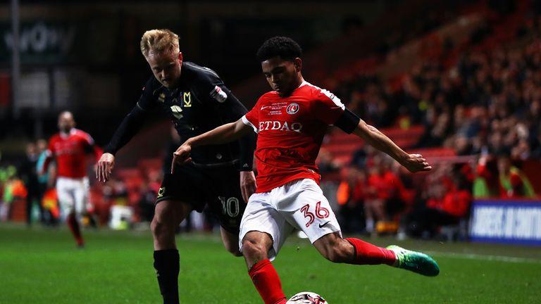 Jay Dasilva enjoyed a productive loan spell at Charlton last season