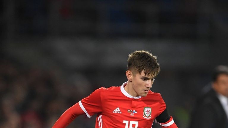 Brooks, 20, started out at the Manchester City academy aged seven but switched to Sheffield United four years ago.