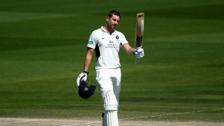 Dawid Malan has scored 26 hundreds for Middlesex across all formats