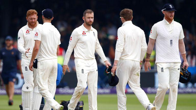 Bob Willis and James Taylor debate England's hammering at Lord's
