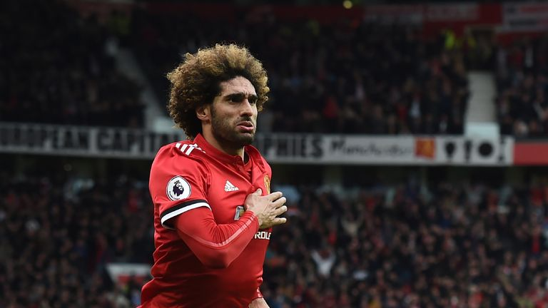 A Marouane Fellaini representative is expected in Manchester soon to continue contract talks