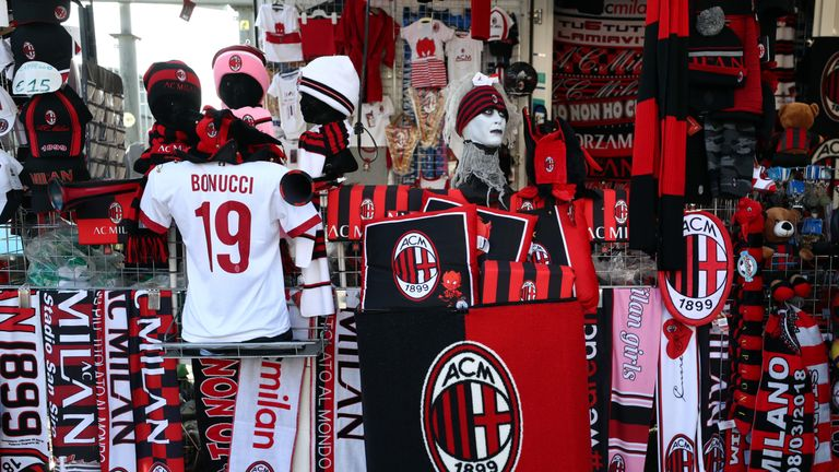 AC Milan win appeal to CAS and free to play in Europa League