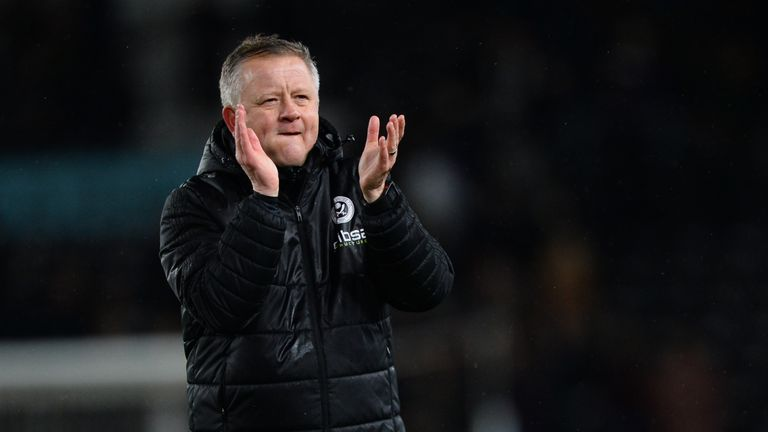 Chris Wilder has seen his Sheffield United side respond impressively to consecutive defeats at the start of the season