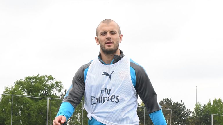 PSG are targeting a move for Arsenal midfielder Jack Wilshere
