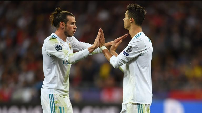 Gareth Bale and Cristiano Ronaldo both dropped hints over their futures after Saturday's final