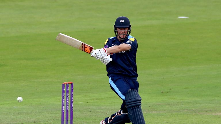Gary Ballance was not included in the Yorkshire squad to face Durham on Friday