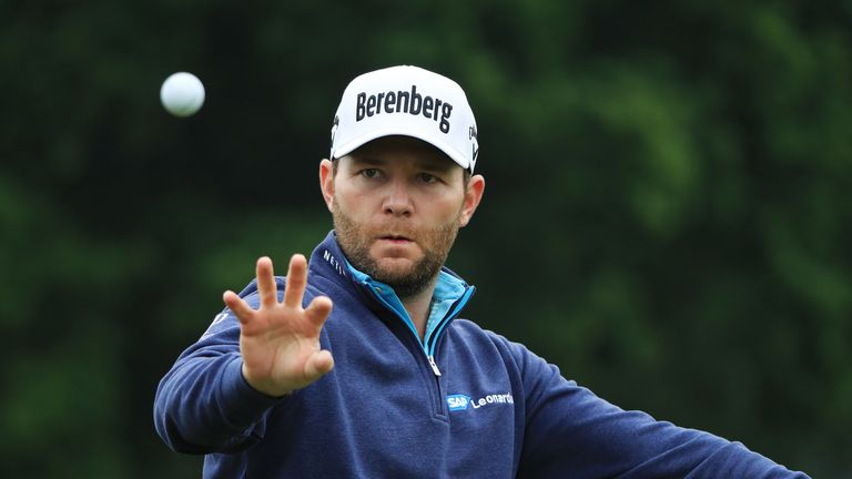 Branden Grace made history at Royal Birkdale last year