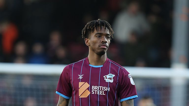 Ivan Toney has signed a three-year deal with Peterborough