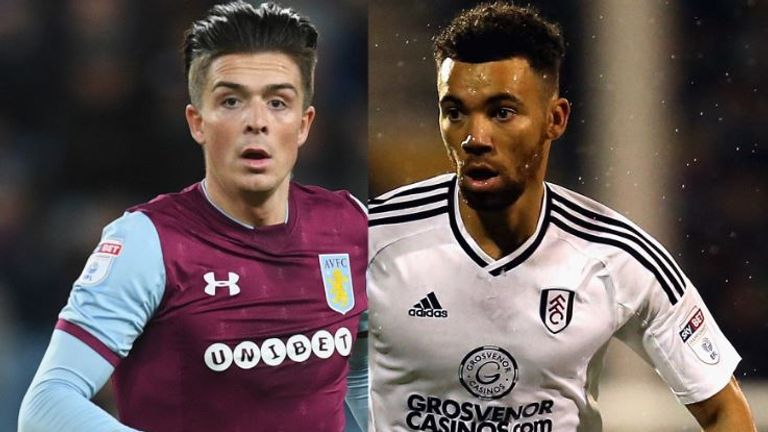 Jack Grealish and Ryan Fredericks will have key roles to play in the Sky Bet Championship play-off final