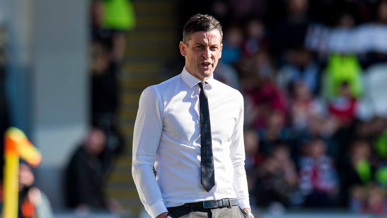 Jack Ross has been appointed as Chris Coleman's replacement at Sunderland