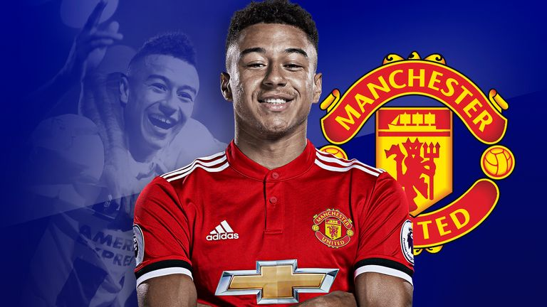 Jesse Lingard has come a long way since his loan spell at Brighton