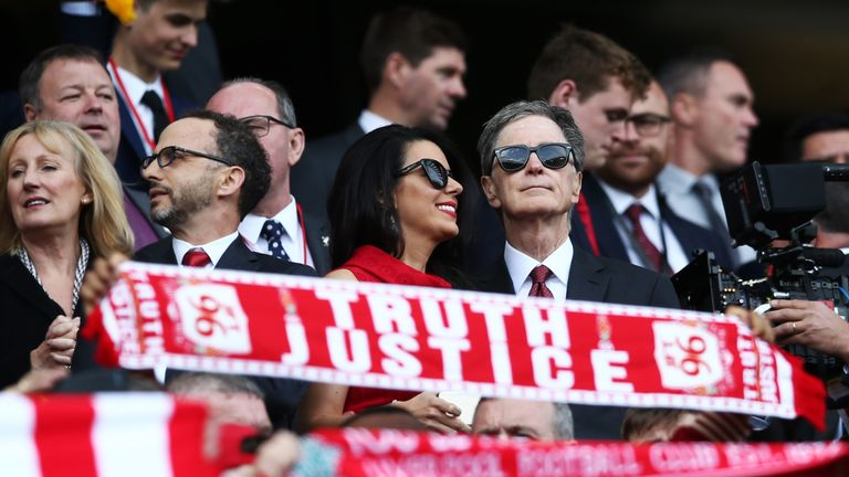 Liverpool 'not for sale' after FSG rumours
