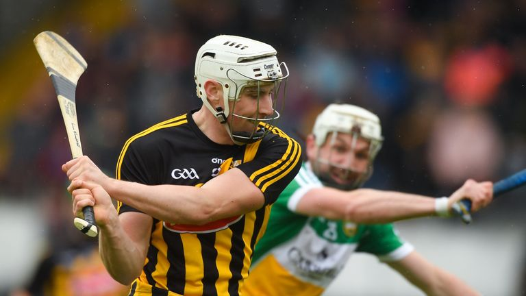 Liam Blanchfield scored another late goal for Kilkenny