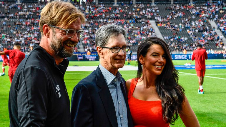 Jurgen Klopp was appointed by Liverpool owner John Henry in 2015