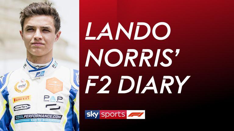Lando Norris' F2 Diary: Belgian GP 2018 | Motorsport News |
