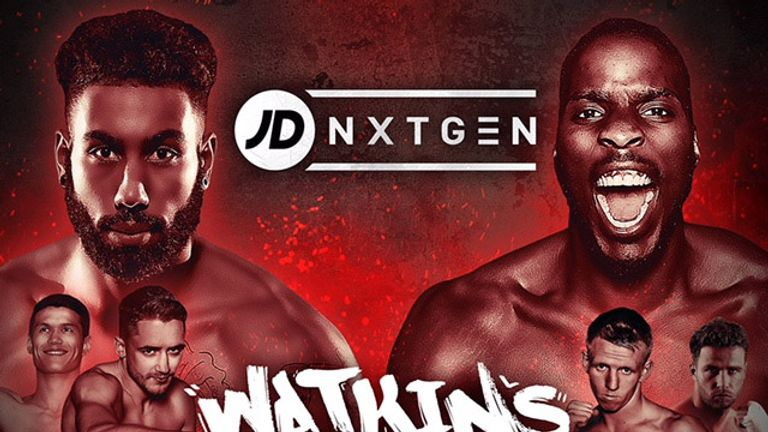 Lawrence Okolie heads a stacked card against Commonwealth champion Luke Watkins