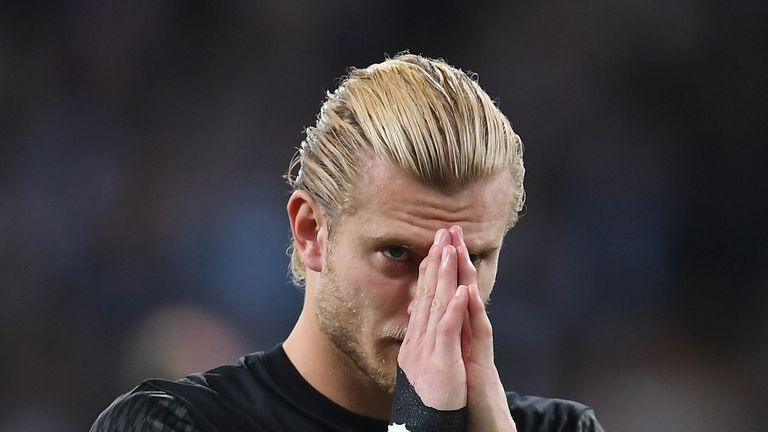 Loris Karius has apologised to Liverpool fans after his two errors in the Champions League final