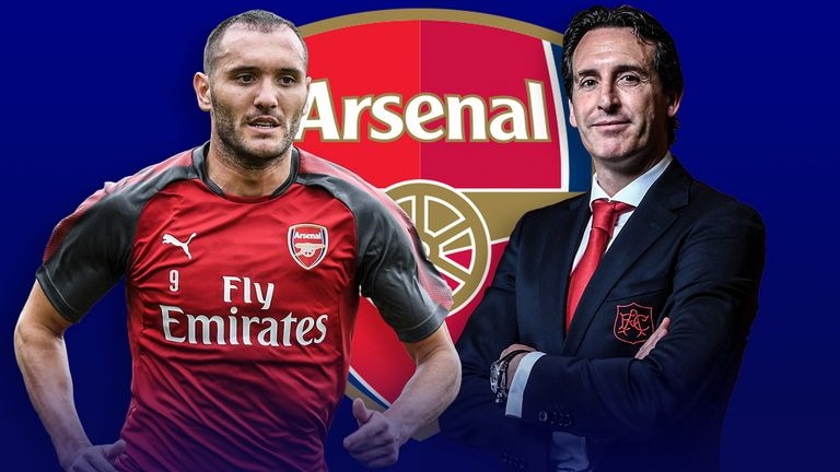 Lucas Perez could be handed a second chance at Arsenal