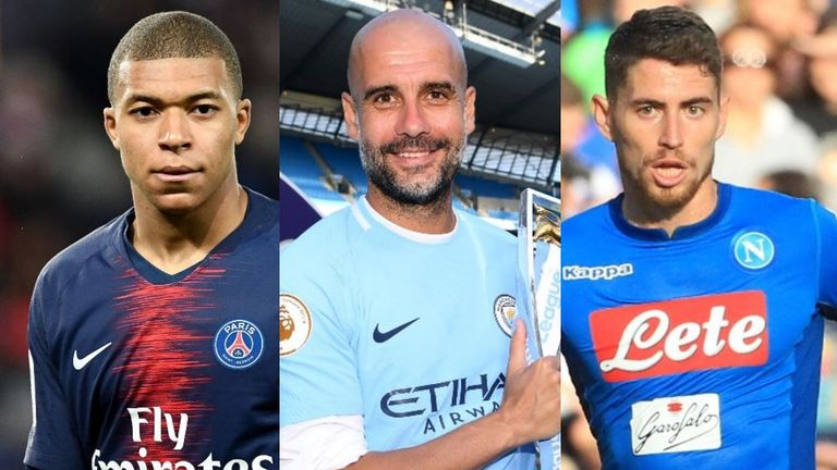 Who could Pep Guardiola look to bring in at Manchester City this summer?