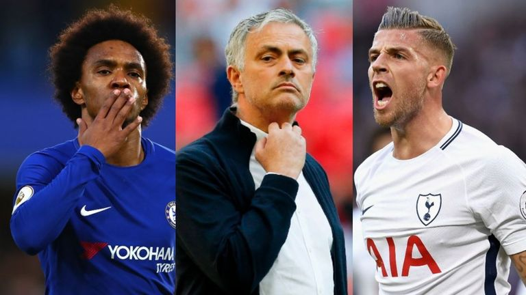 Which players could Manchester United look to bring to Old Trafford this summer?