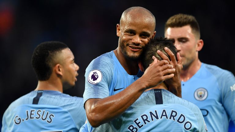 Manchester City sent more records tumbling on Wednesday