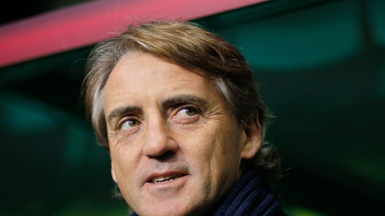 Roberto Mancini agreed to terminate his contract at Zenit St Petersburg on Sunday