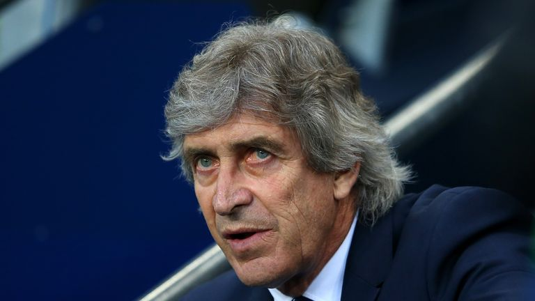 Manuel Pellegrini is the new West Ham manager