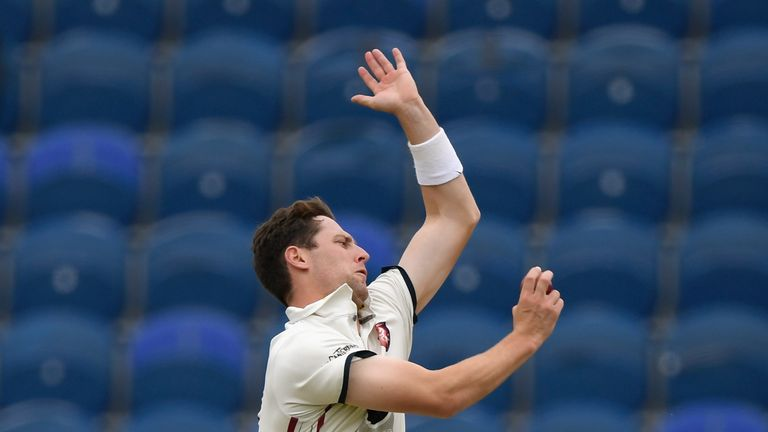 Matt Henry played a starring role with both bat and ball in Kent's win over Sussex