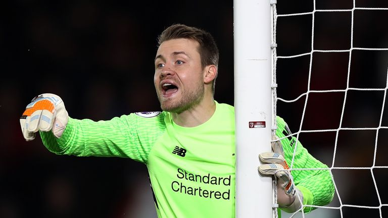 Could Simon Mignolet leave Liverpool before August 31?
