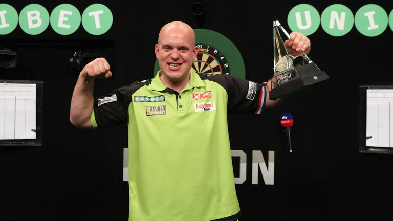 Daryl Gurney And Michael Van Gerwen To Feature On Day One Of