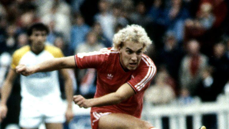 Cooper was part of Aberdeen's European Cup Winners Cup-winning side in 1983