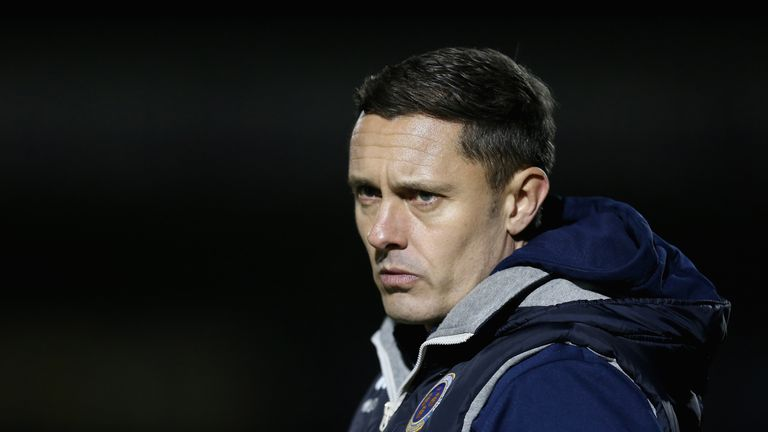 Paul Hurst has replaced Mick McCarthy at Ipswich