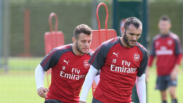 Perez has a point to prove after a disappointing first year with the Gunners