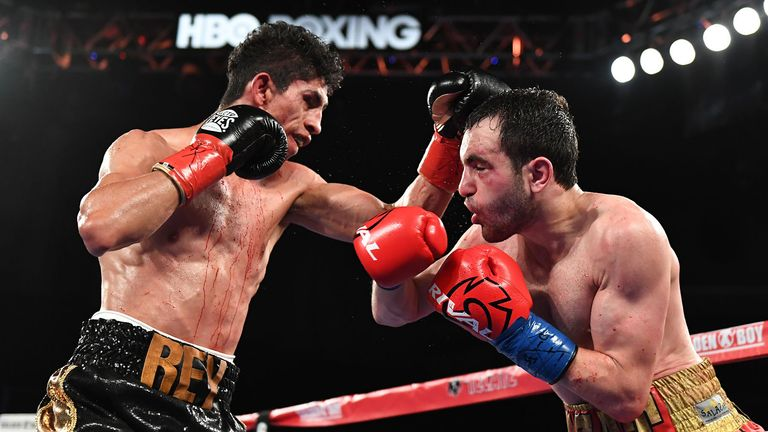 Vargas saw off the threat of Hovhannisyan