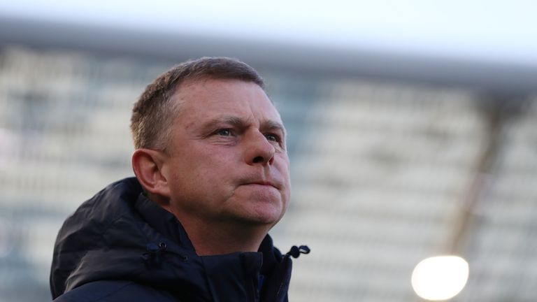 Mark Robins, Coventry's manager, was keen to ensure they played on a high-quality pitch this season, says Seppala