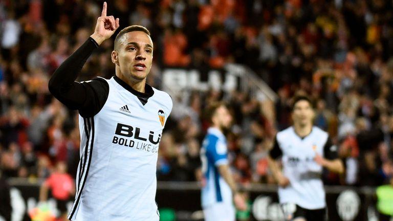 Rodrigo has enjoyed his best goalscoring season to date