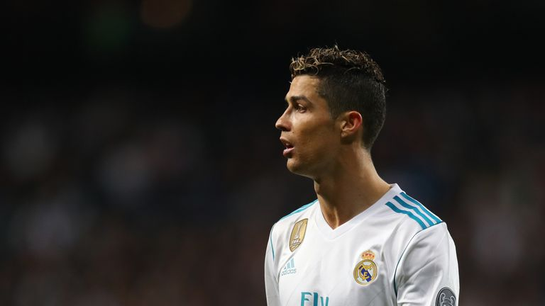 Cristiano Ronaldo has been linked to a move away from Real Madrid