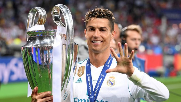 Cristiano Ronaldo has cast fresh doubts over his Real Madrid future