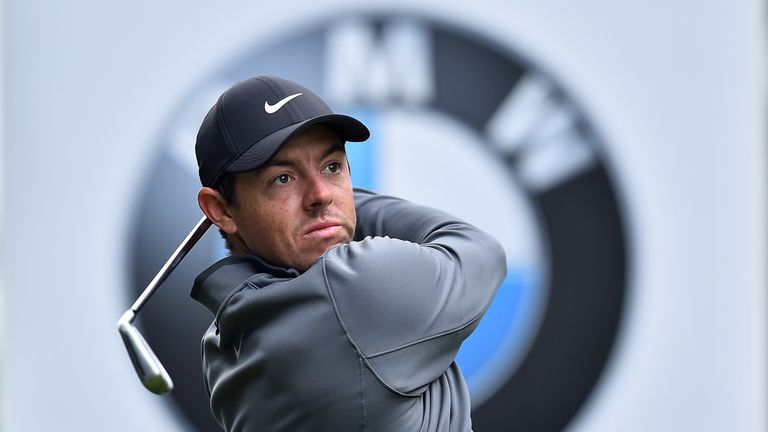 Rory McIlroy will be teeing off at 11am on Sunday after the start times at Wentworth were brought forward due to the threat of bad weather